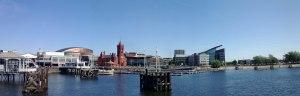Cardiff Bay Panorama