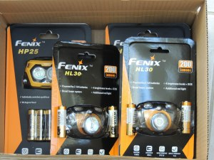 Fenix Head Toches