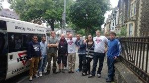 Gower Walk - The Start