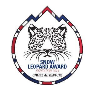 Snow Leopard Award Expedition 2014 Logo